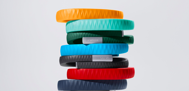 Jawbone wristbands