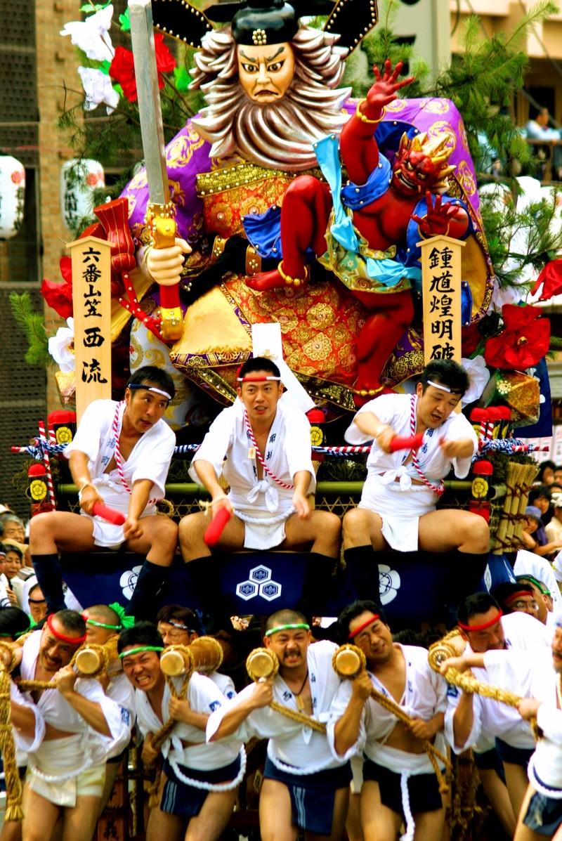 Fukuoka Festival