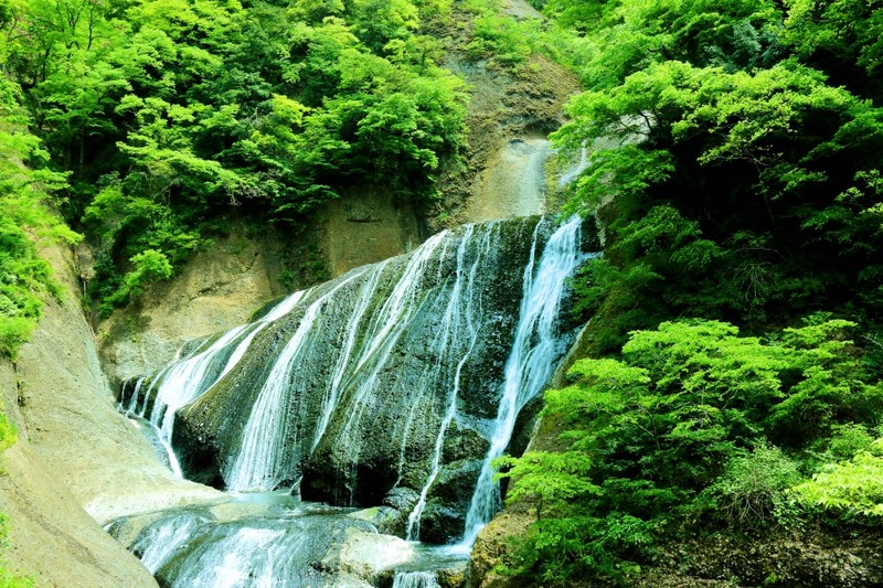 Falls in Ibaraki Prefecture