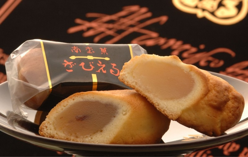 Zabieru sweet cakes from Oita prefecture Japan