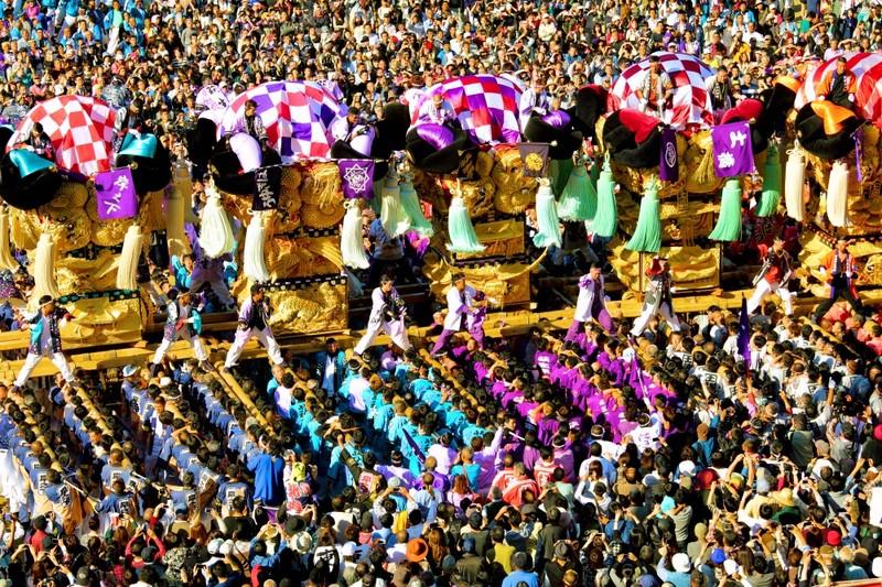 Festival in Ehime