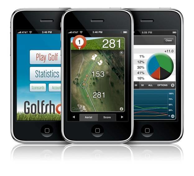 Golfshot iPhone App