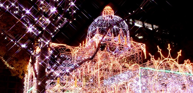 Hiroshima Winter Illuminations, Dreamation