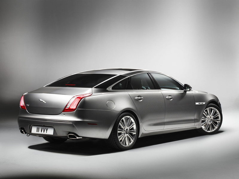Jaguar XJ Long Wheelbase Supersport