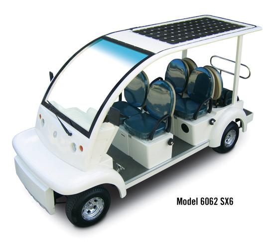 Solar Golf Buggy