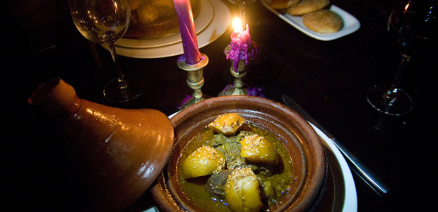 Fez cuisine - Tajine