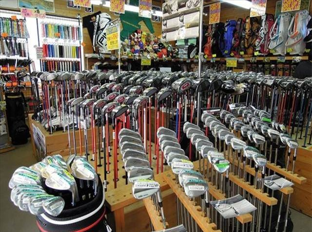 Top 10 Golf Shops in Tokyo | Air Golf Japan