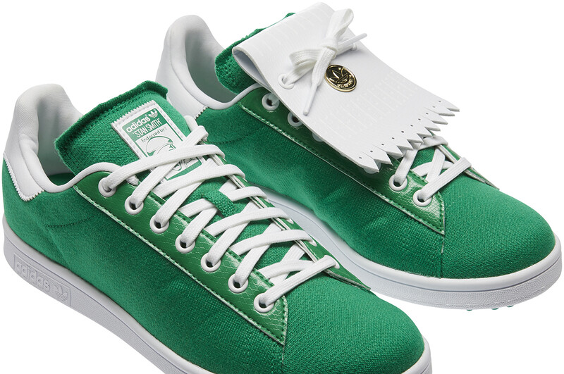 Adidas Stan Smith golf shoes dropping April 7
