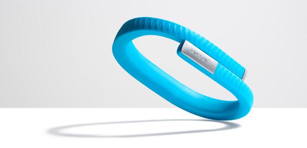 Jawbone wristband