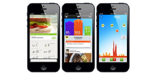 iPhone Jawbone Apps